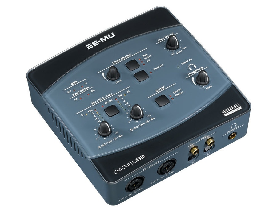 Creative E-Mu 0404 USB