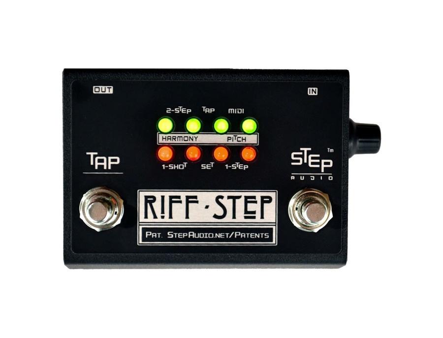 Digitech riff step whammy enhancer xl
