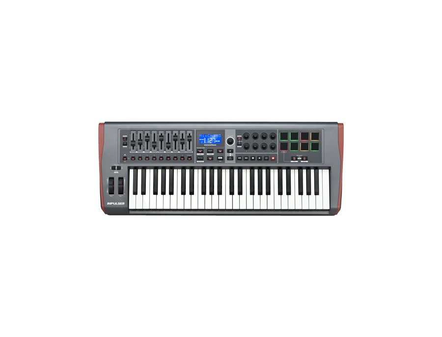 Novation Impulse 49 Midi Keyboard