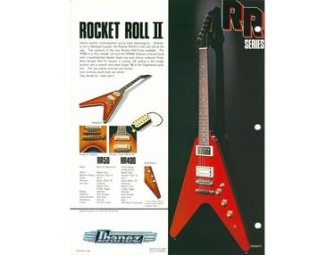 Ibanez Rocket Roll II RR50FR