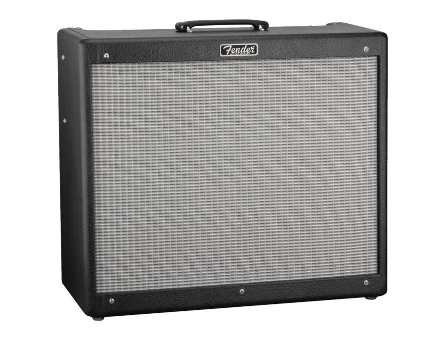 Fender hot rod deville 212 iii 60w 2x12 tube guitar combo amp xl