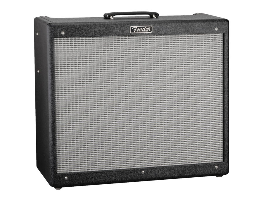 Fender hot rod deville 212 iii 60w 2x12 tube guitar combo amp xl