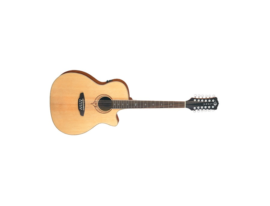 Luna Guitars Heartsong 12 String Acoustic Guitar