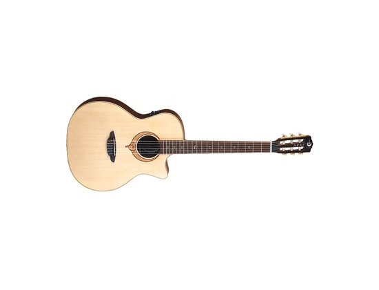 Luna Guitars Heartsong Nylon Acoustic Guitar