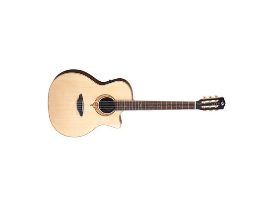 Luna Guitars Heartsong Nylon Acoustic Guitar