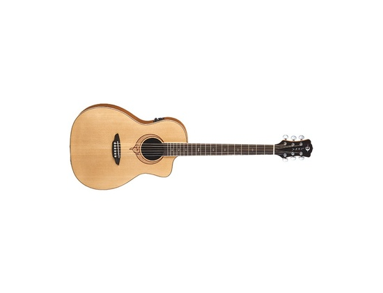 Luna Guitars Heartsong Parlor Acoustic Guitar