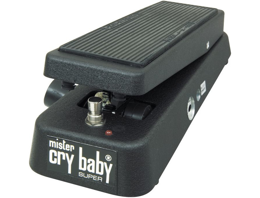 Dunlop Mister Cry Baby Super Wah/Volume