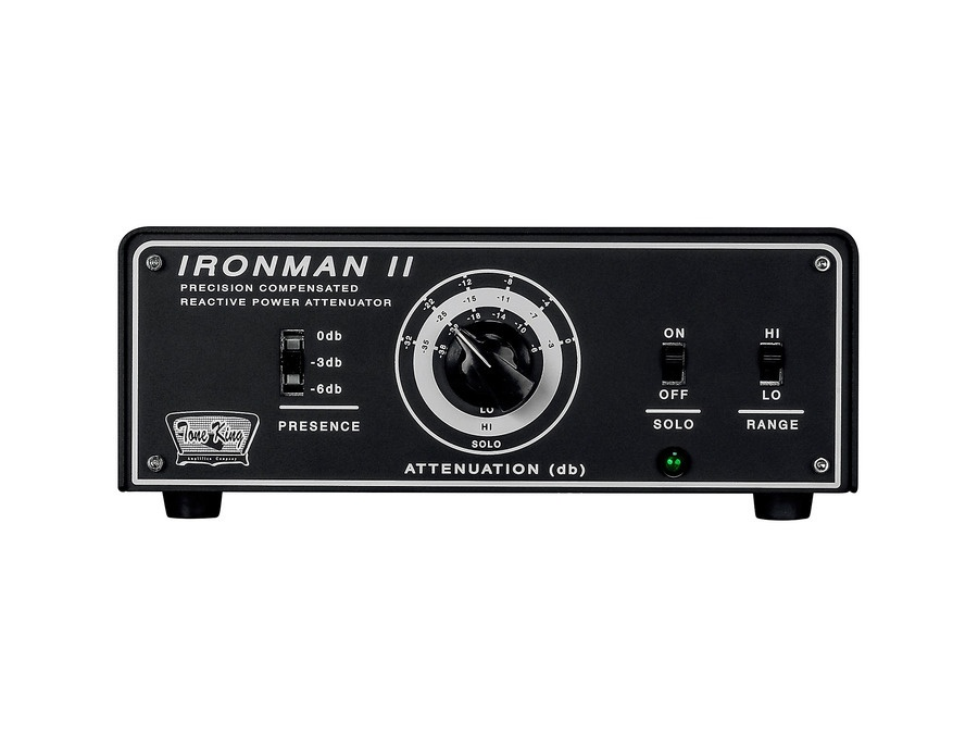 Tone king ironman ii power attenuator xl