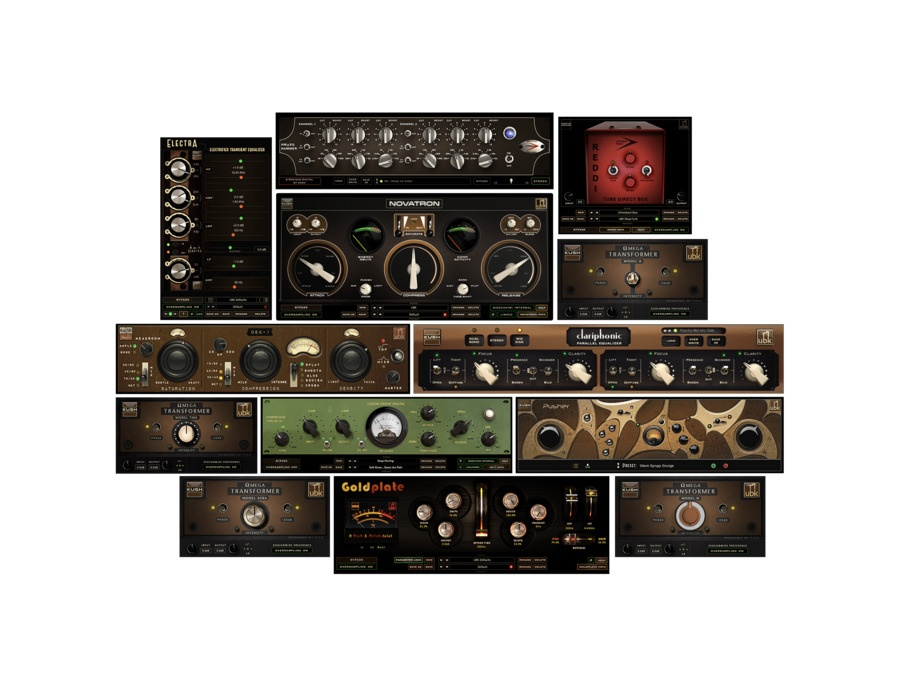 Kush audio complete bundle xl