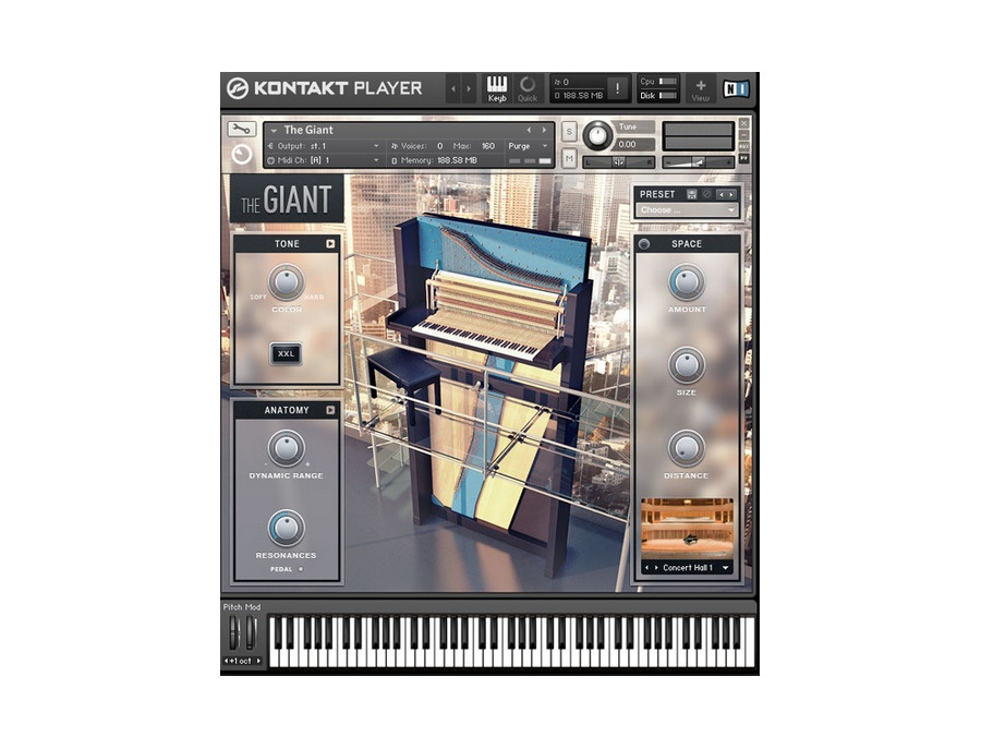 Native Instruments The Giagant