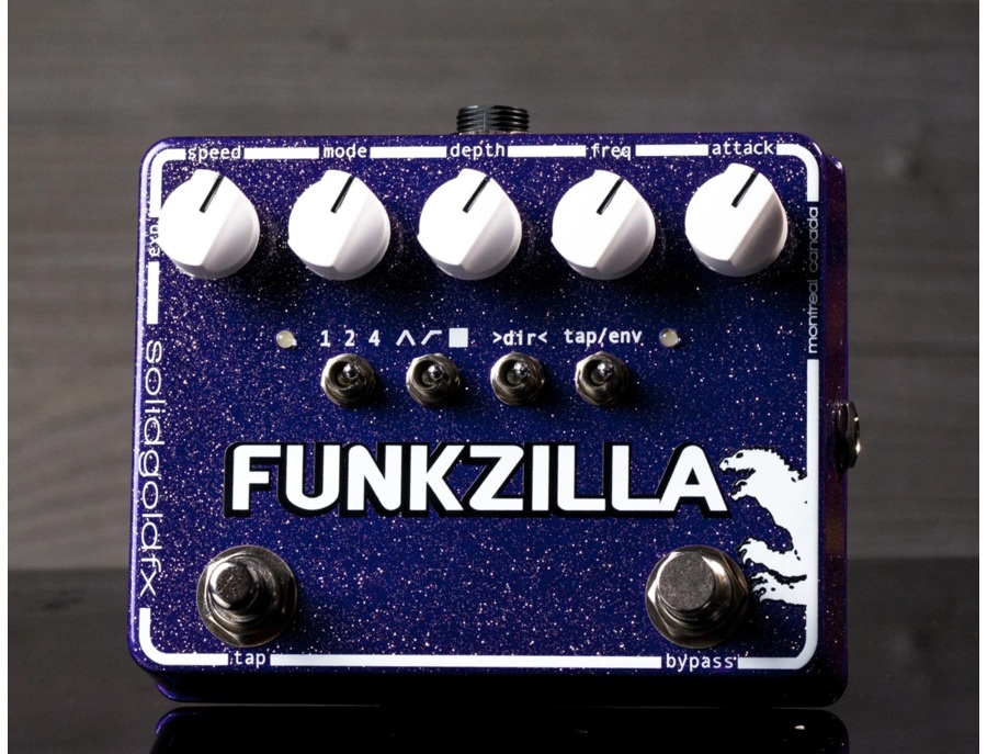 SolidGoldFX Funkzilla
