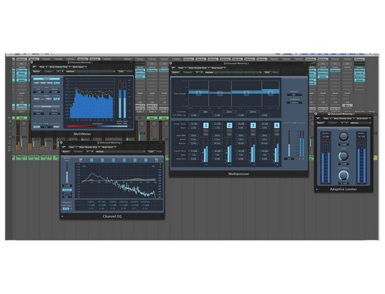 Apple Logic Mastering Template