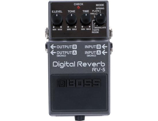 Boss RV-5 Digital Reverb Effects Pedal