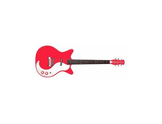 Silvertone Danelectro Electric Guitar