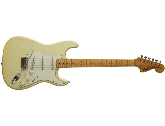 1968 Fender Stratocaster Woodstock Electric Guitar