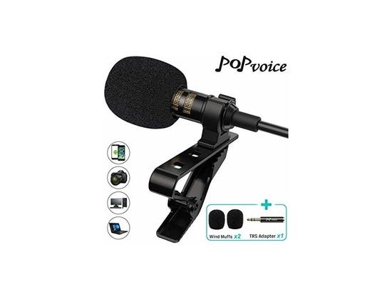 PoP Voice Lavalier Microphone
