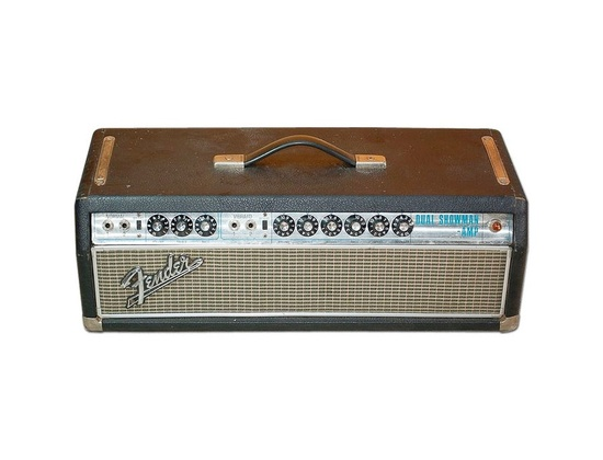 Fender Dual Showman Guitar Amplifier