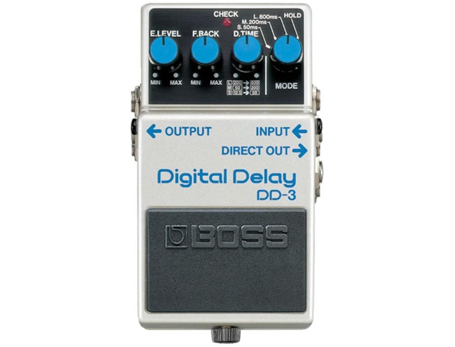 Boss dd 3 digital delay xl