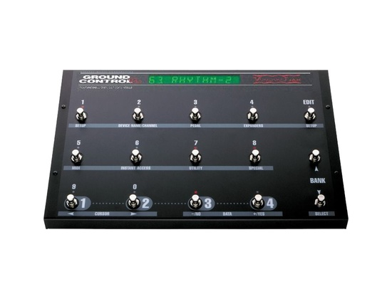 Voodoo Lab Ground Control Pro MIDI Foot Controller