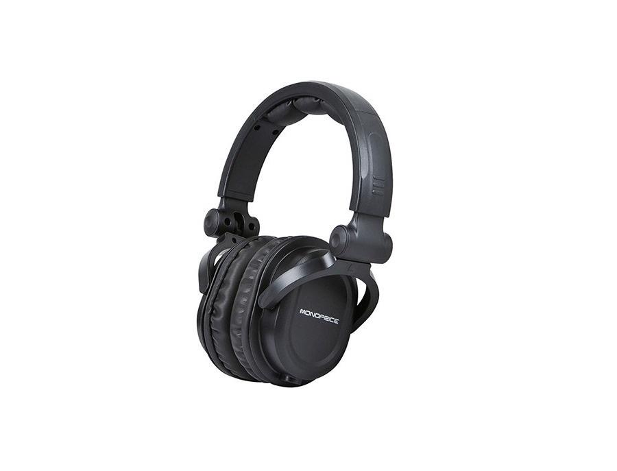 Monoprice Premium Hi-Fi DJ Style Over-the-Ear Pro Headphone