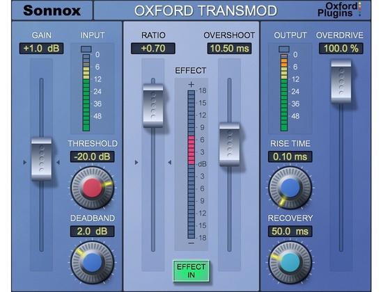 Sonnox Oxford TransMod