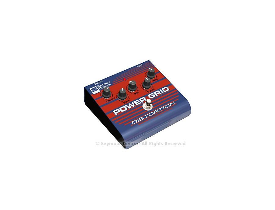 Seymour Duncan SFX-08 Power Grid