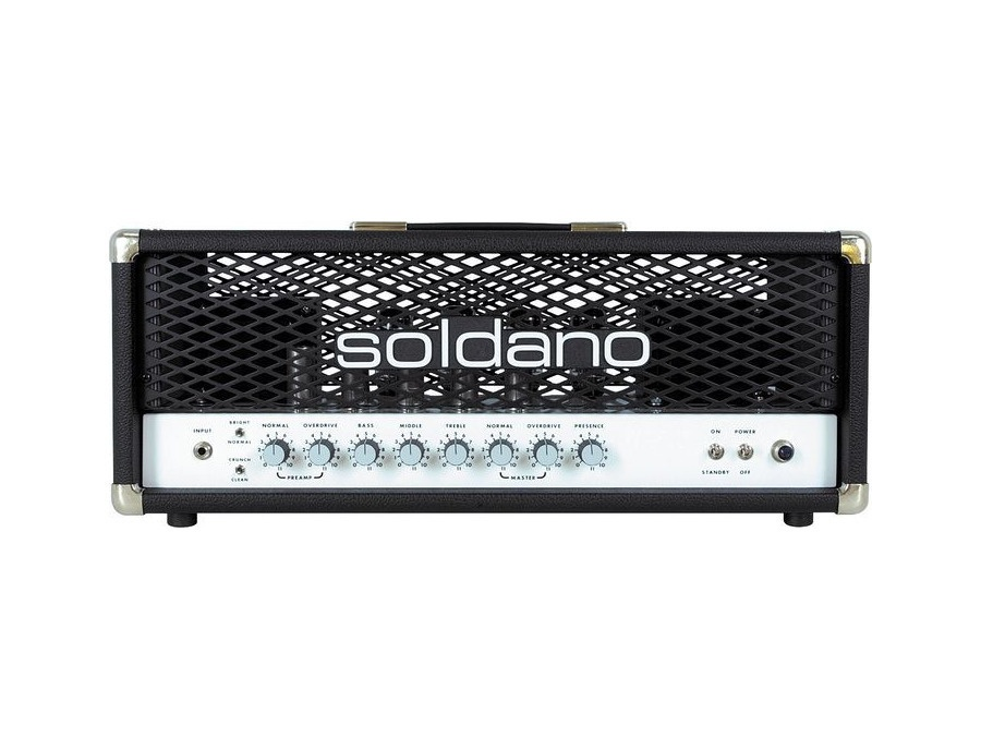 Soldano slo 100 100 watt tube guitar amplifier xl