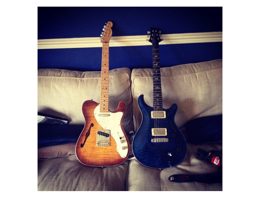 Paul Reed Smith MCCarty 10 top