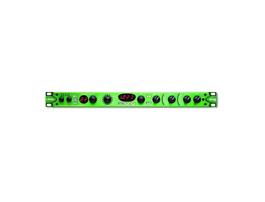 Line 6 echo pro digital modeling processor xl