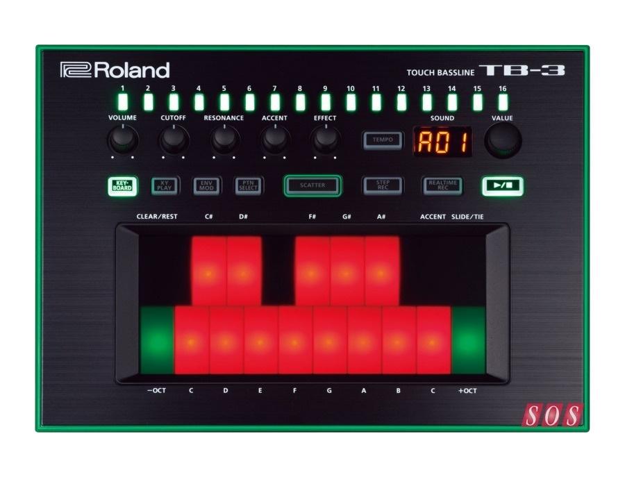 Roland TB3
