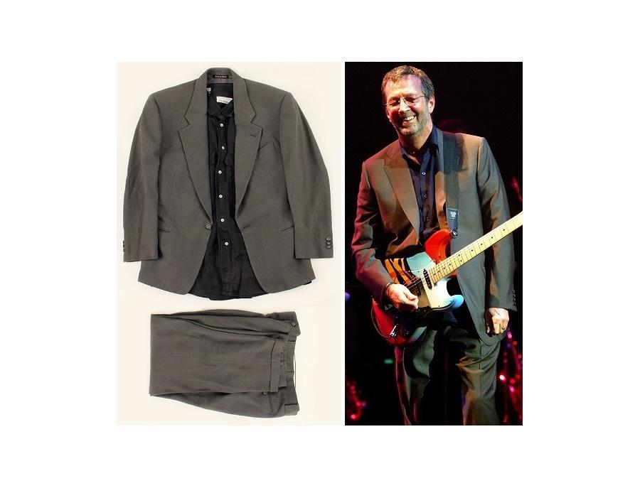 Derri Italy Two-Piece Stage Suit Dark Grey