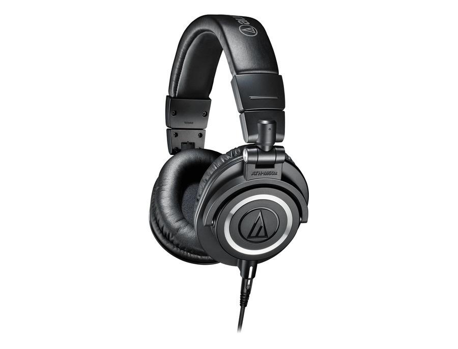 Audio technica ath m50x professional monitor headphones xl