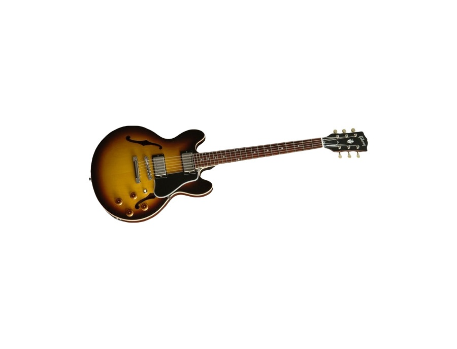 Gibson Custom CS-336 Plain Top Electric Guitar