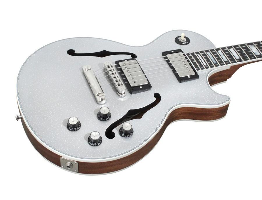 Gibson Silver Florentine
