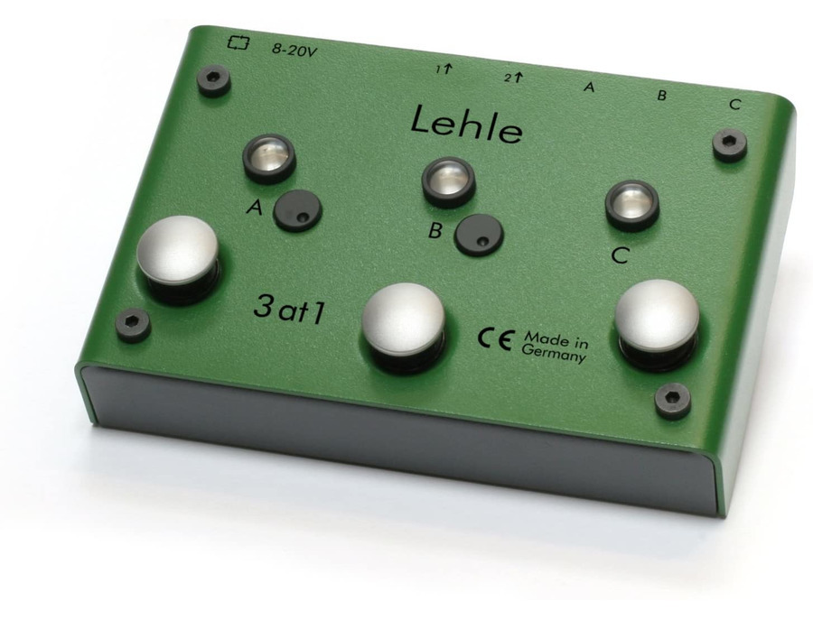 The lehle 3at1 switcher xl
