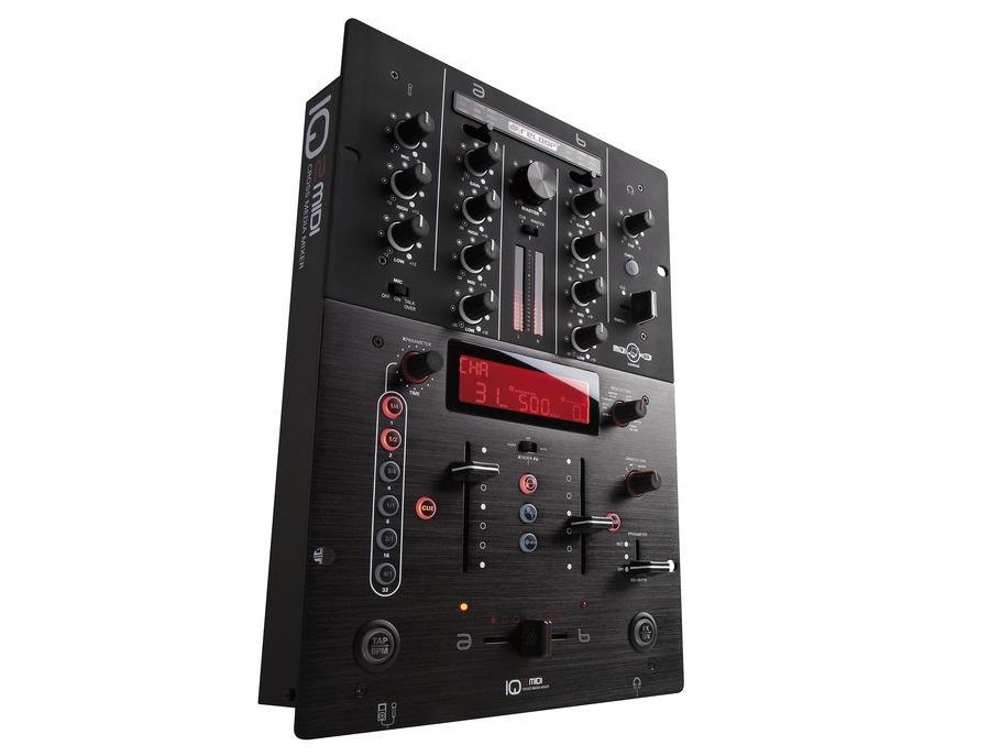 Reloop IQ2 Midi DJ Mixer
