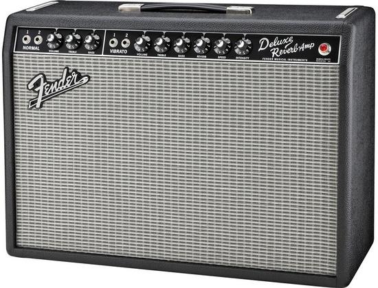 Fender '64 Deluxe Blackface