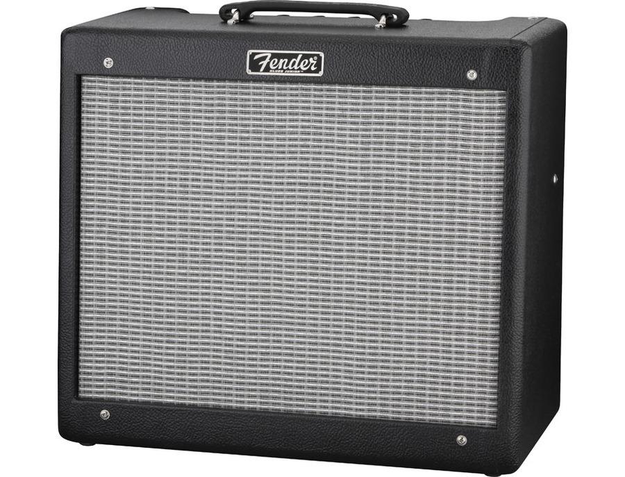 Fender blues junior iii 15w 1x12 tube guitar combo amp xl