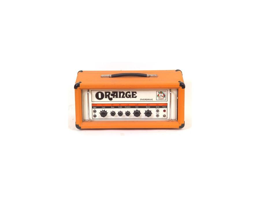 Orange overdrive od120 xl