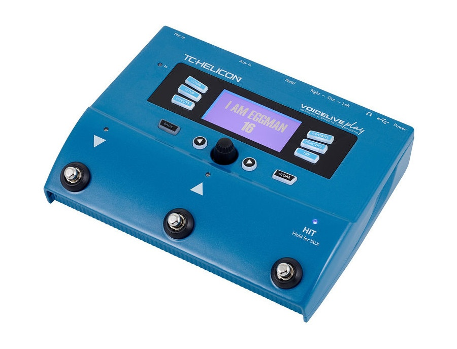 Tc helicon voicelive play xl