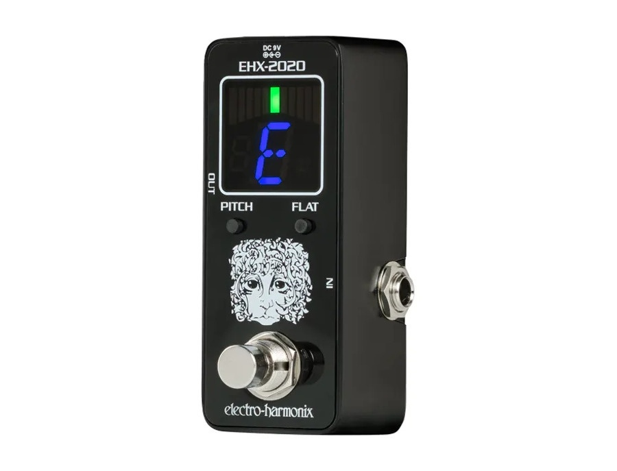Electro harmonix ehx 2020 tuner pedal xl