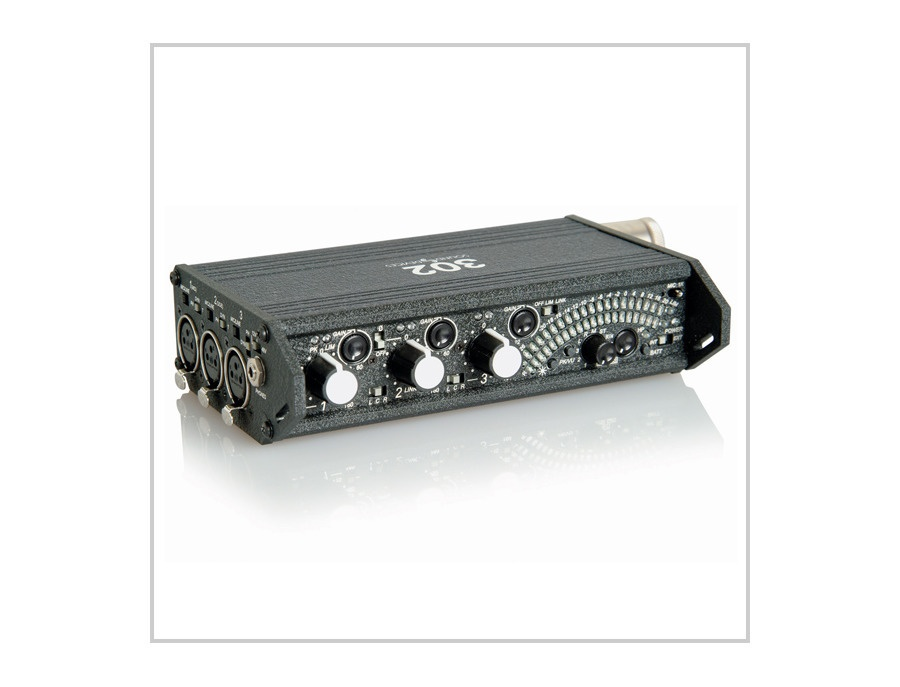 Sound devices 302 xl
