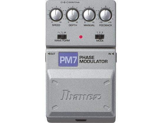 Ibanez Tone-Lok PM7 Phase Modulator Pedal