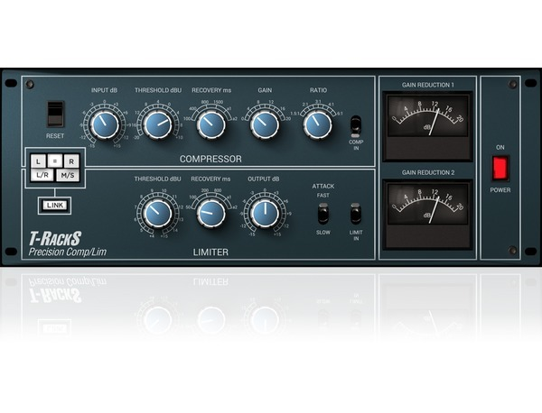 Ik multimedia t racks precison comp limiter xl