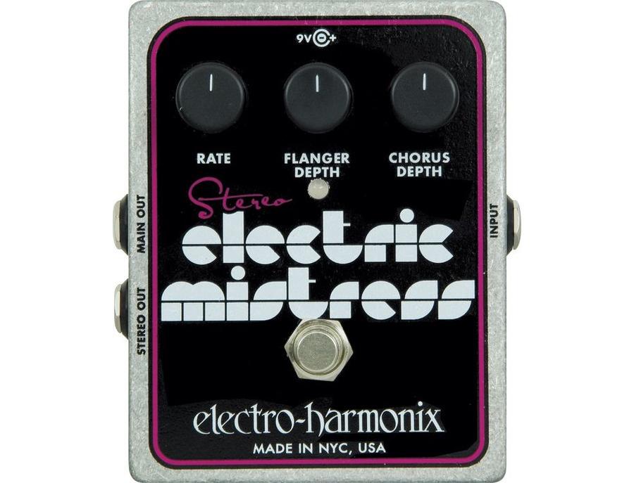 Electro harmonix stereo electric mistress xl