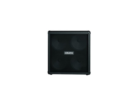 Crate 4x12 Straight Cabinet