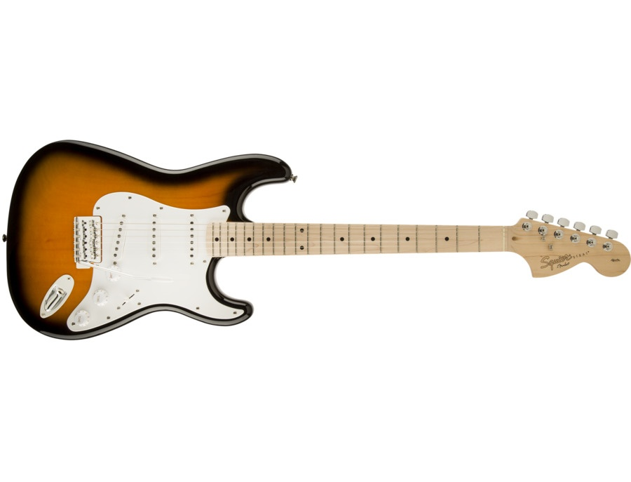 Squier affinity series stratocaster electric guitar xl