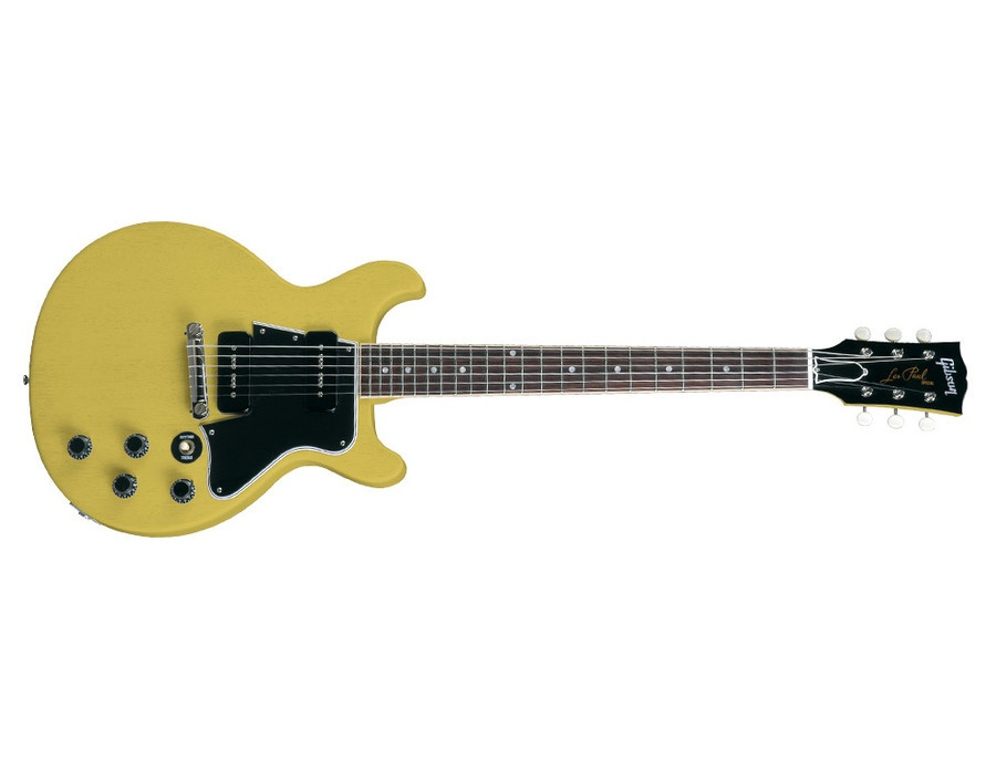 gibson les paul junior special double cut reviews prices equipboard. Black Bedroom Furniture Sets. Home Design Ideas