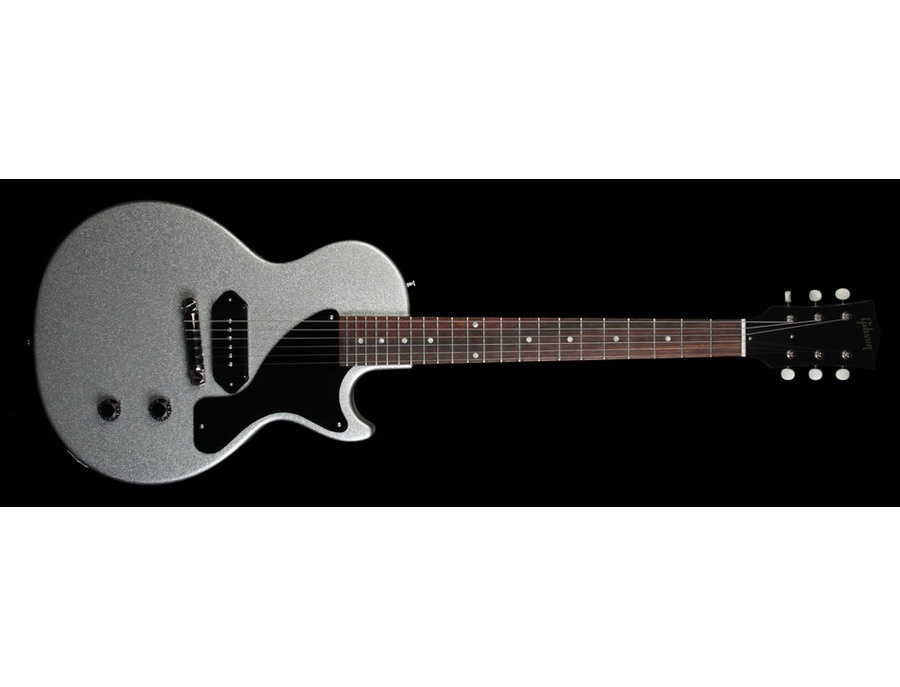 Gibson Les Paul Junior Sparkle Silver