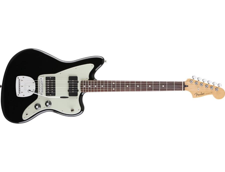 Fender jazzmaster blacktop hs xl